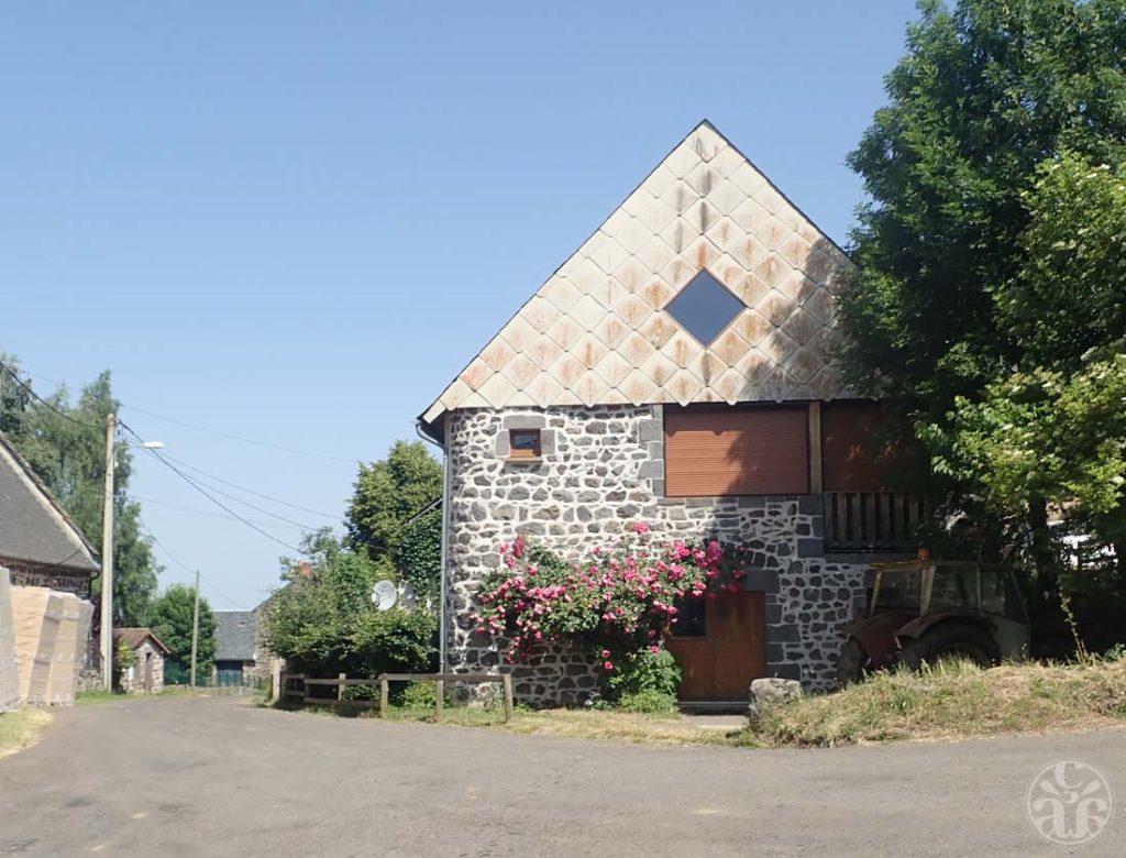 Le mignon village de Recoleine