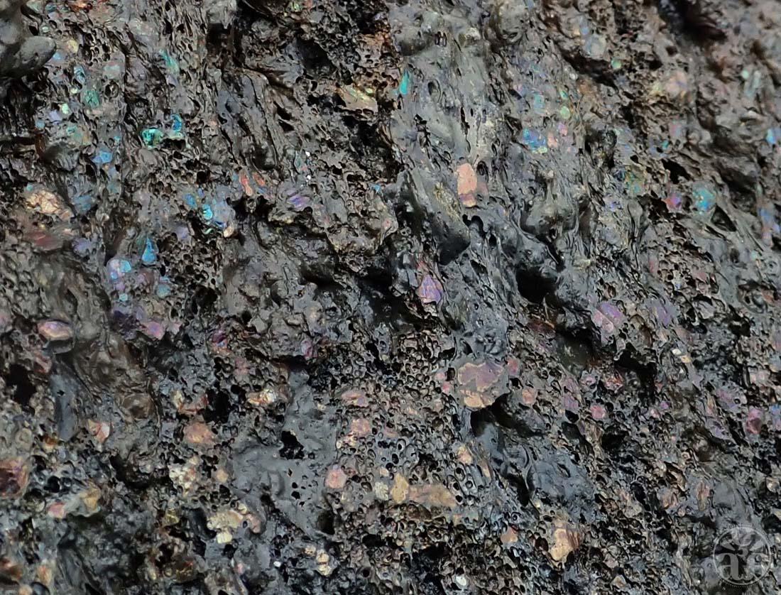 Vitrification partielle de la silice