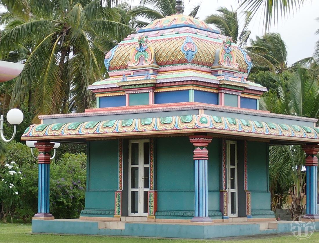 Partie annexe au temple