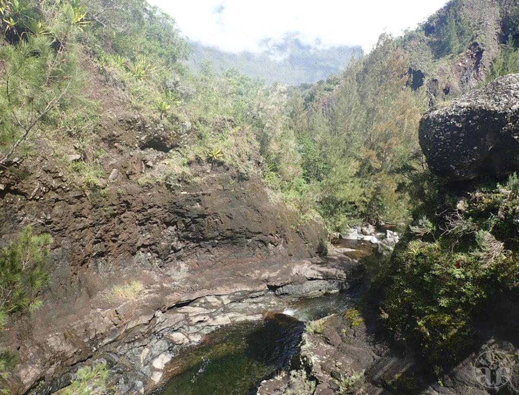 Rivières des Galets