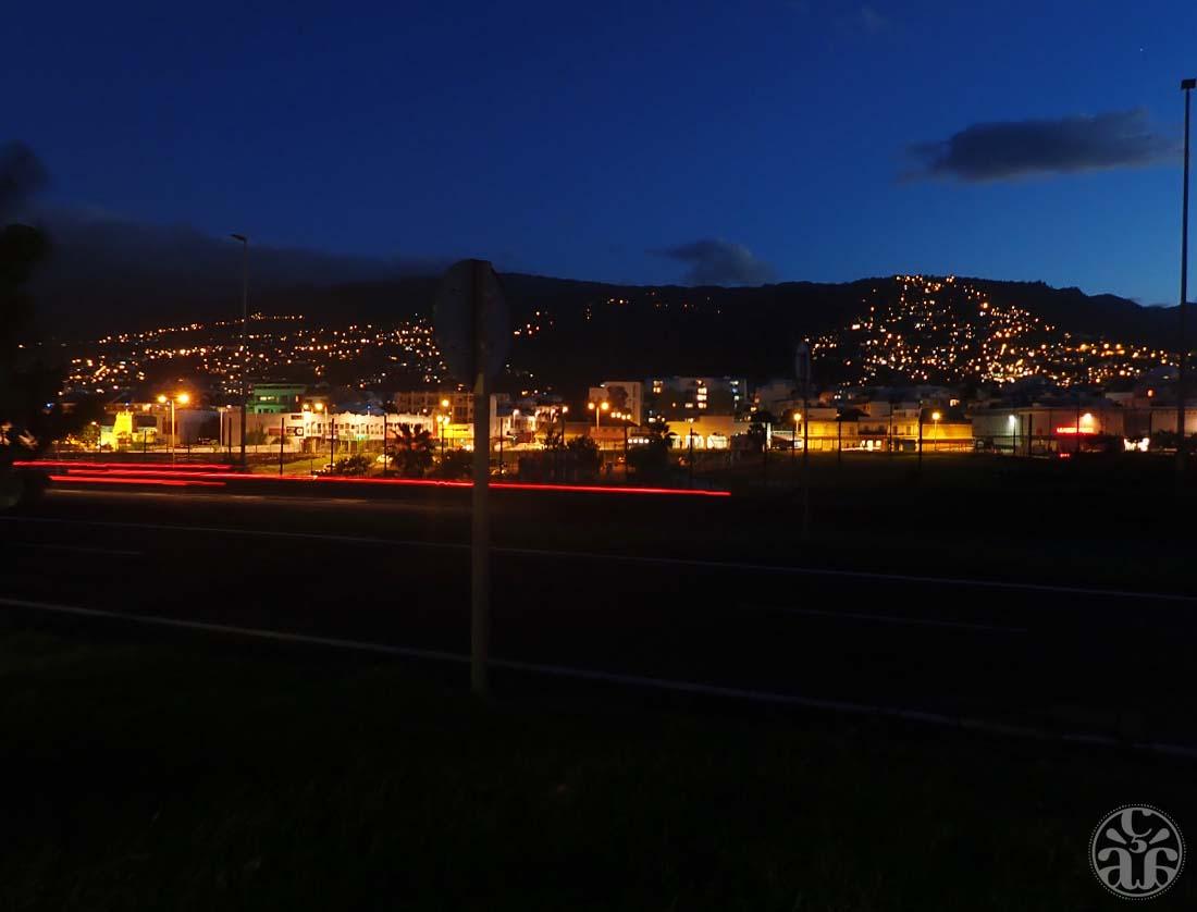 Saint-Denis, de nuit